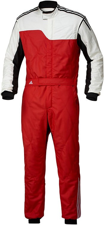 RS ClimaLite® Race Suit - Red/White