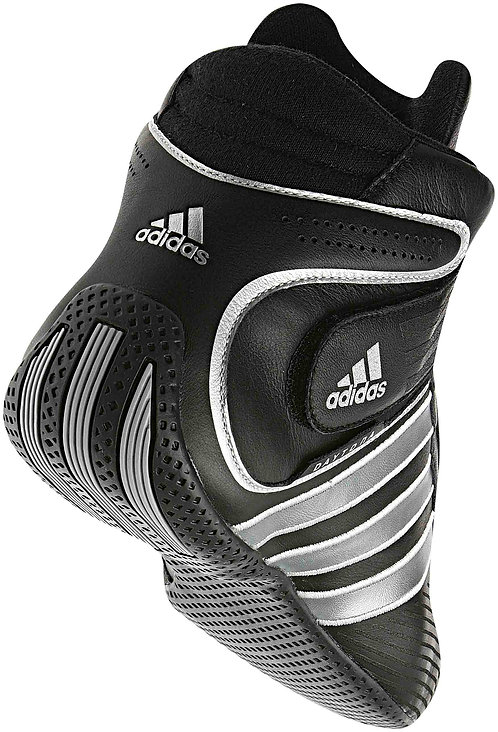 Daytona Shoe - Black/Silver