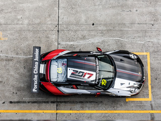 PORSCHE CARRERA CUP ASIA READY FOR ACTION AS DRIVERS TRADE TOP TIMES DURING SHANGHAI TESTING SESSION