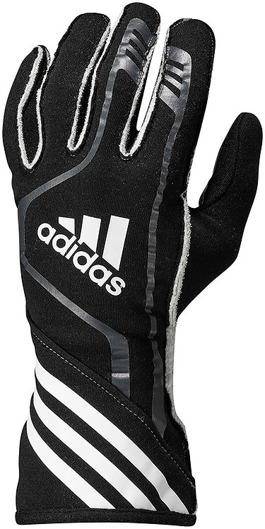 RSR Glove - Black/Graphite/White