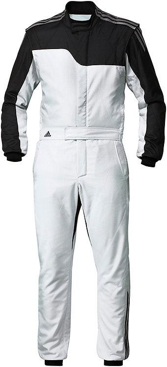 RS ClimaLite® Race Suit - Silver/Black