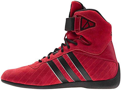 Feroza Elite Shoe - Red/Black