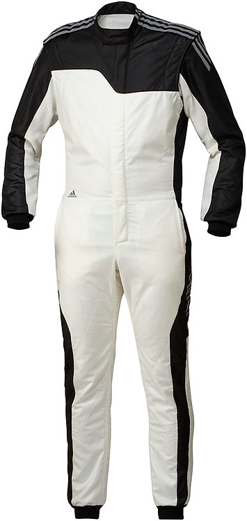 RSR ClimaCool® Race Suit - White/Black