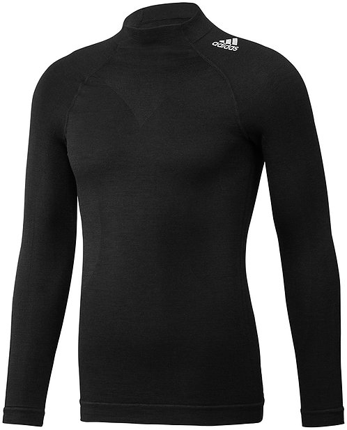 TechFit® LS Top - Black
