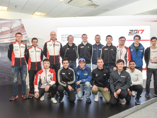 FRESH FACES, NEW TROPHY AND TRACK AS PORSCHE CARRERA CUP ASIA PULLS CURTAIN ON 2017 SEASON IN SHANGH