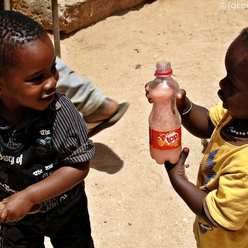 세네갈의 아이들