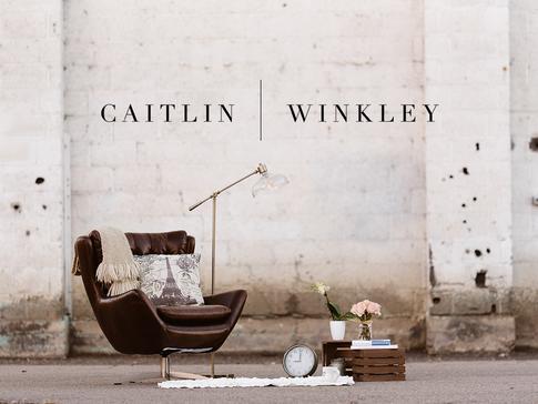 CAITLIN WINKLEY – REBRANDING