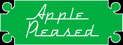 Apple Pleased