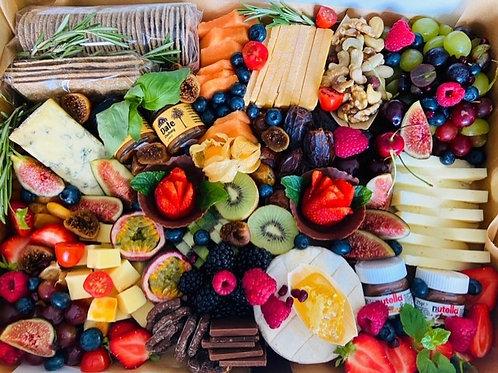 Cheese & Fruit Platter Box
