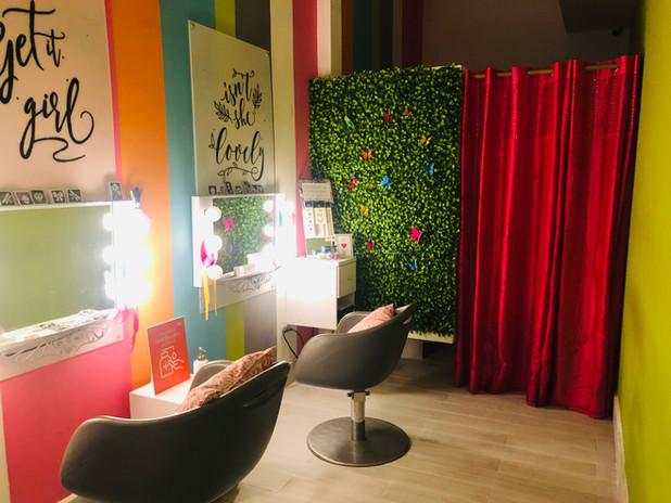 Area del Salon