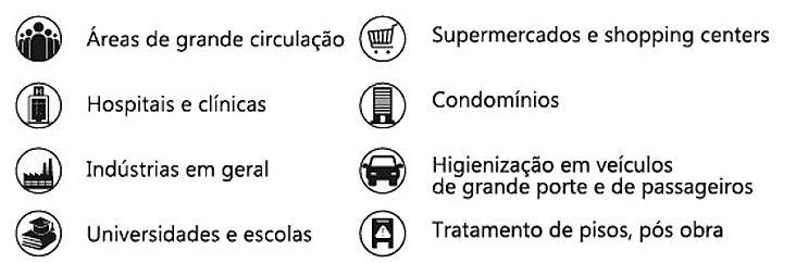 A melhor opção em serviços de higienização, onde os métodos e os procedimentos são específicos para cada cliente.