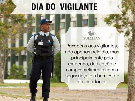 20 de Julho - Dia do Vigilante