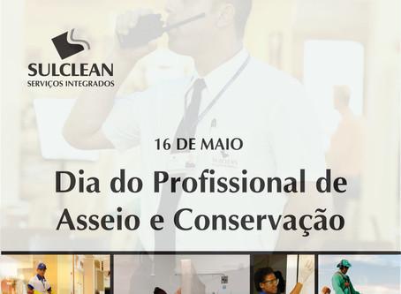 Dia do Trabalhador em Asseio e Conservação