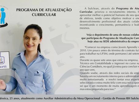 Programa de Atualização Curricular