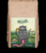 Embalagem Café Bazilli Café Torrado em Grãos