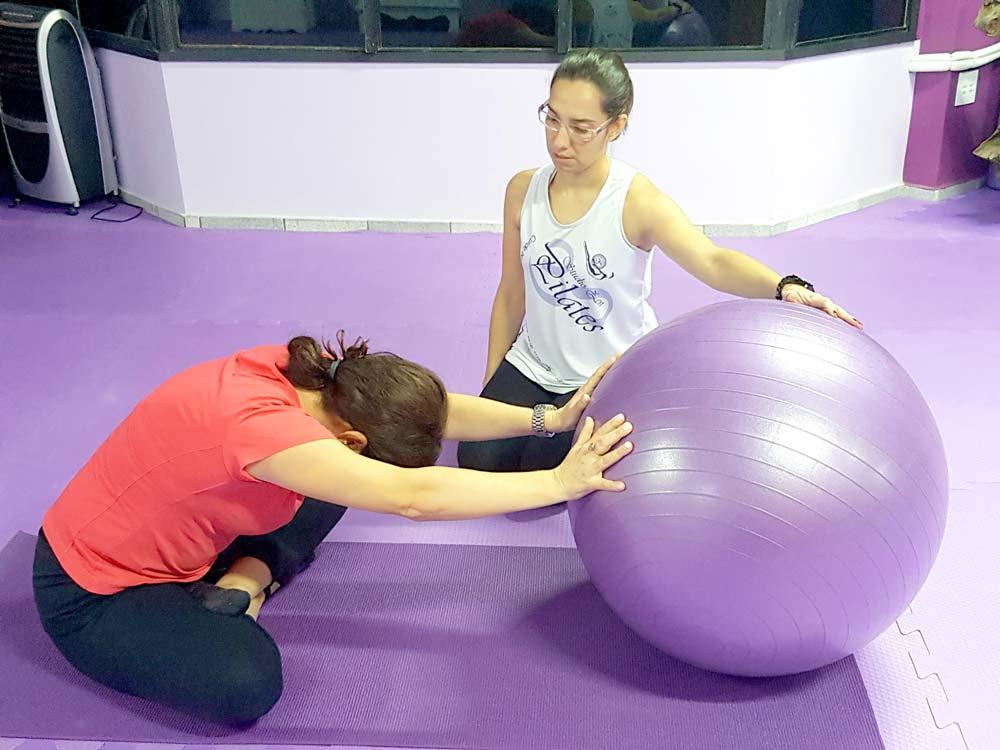 Solo Pilates