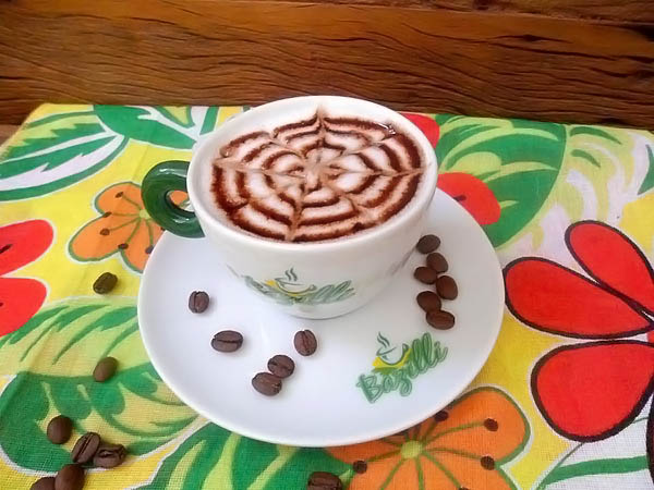 Delicioso Café Bazilli