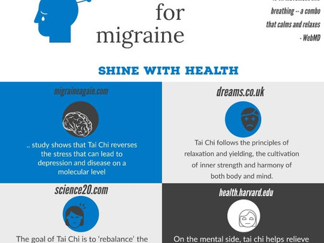 Tai Chi for Migraine