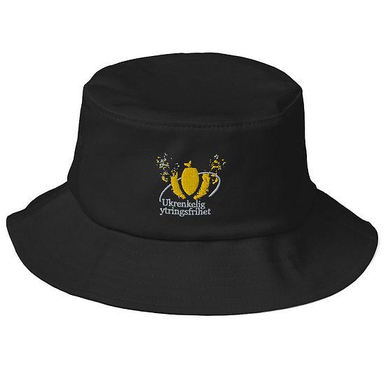 Ukrenkelig ytringsfrihet svart hatt