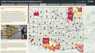 OHADP Story Map