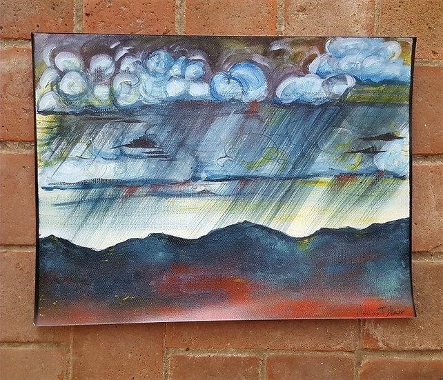 Santa Fe Rains