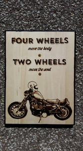 Gift for a motorcyclist