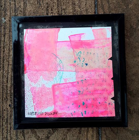 Pink City - 4x4 - strips