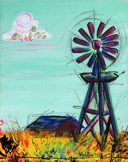 Wyoming Windmill
