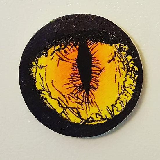 cateye magnet
