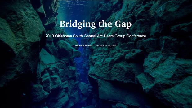 "Keynote - ""Bridging the Gap"""