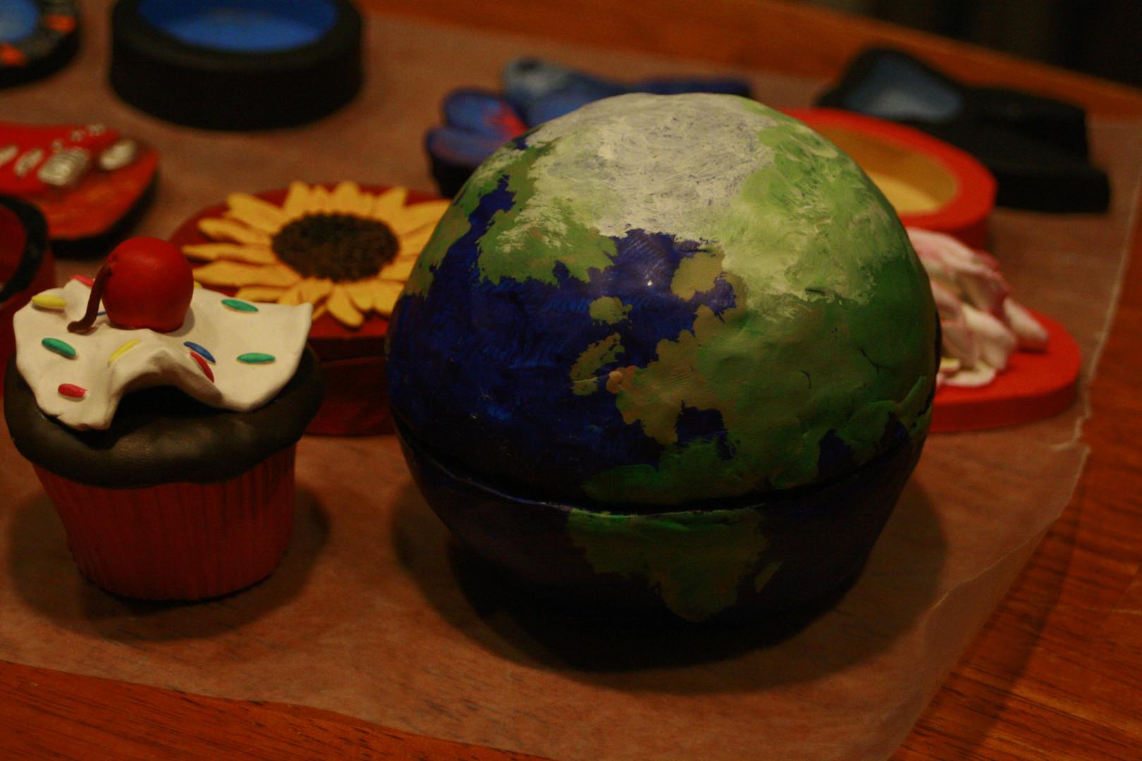 Custom Clay Gift Boxes
