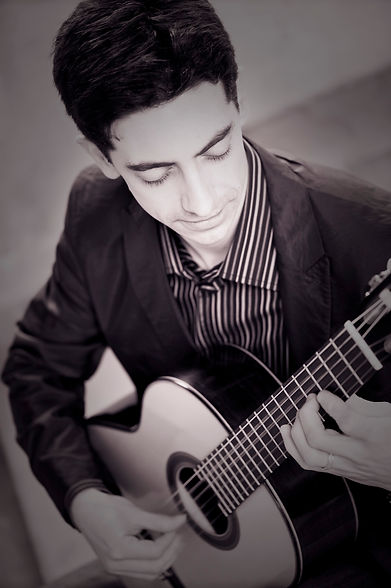 Michael Bautista classical guitar