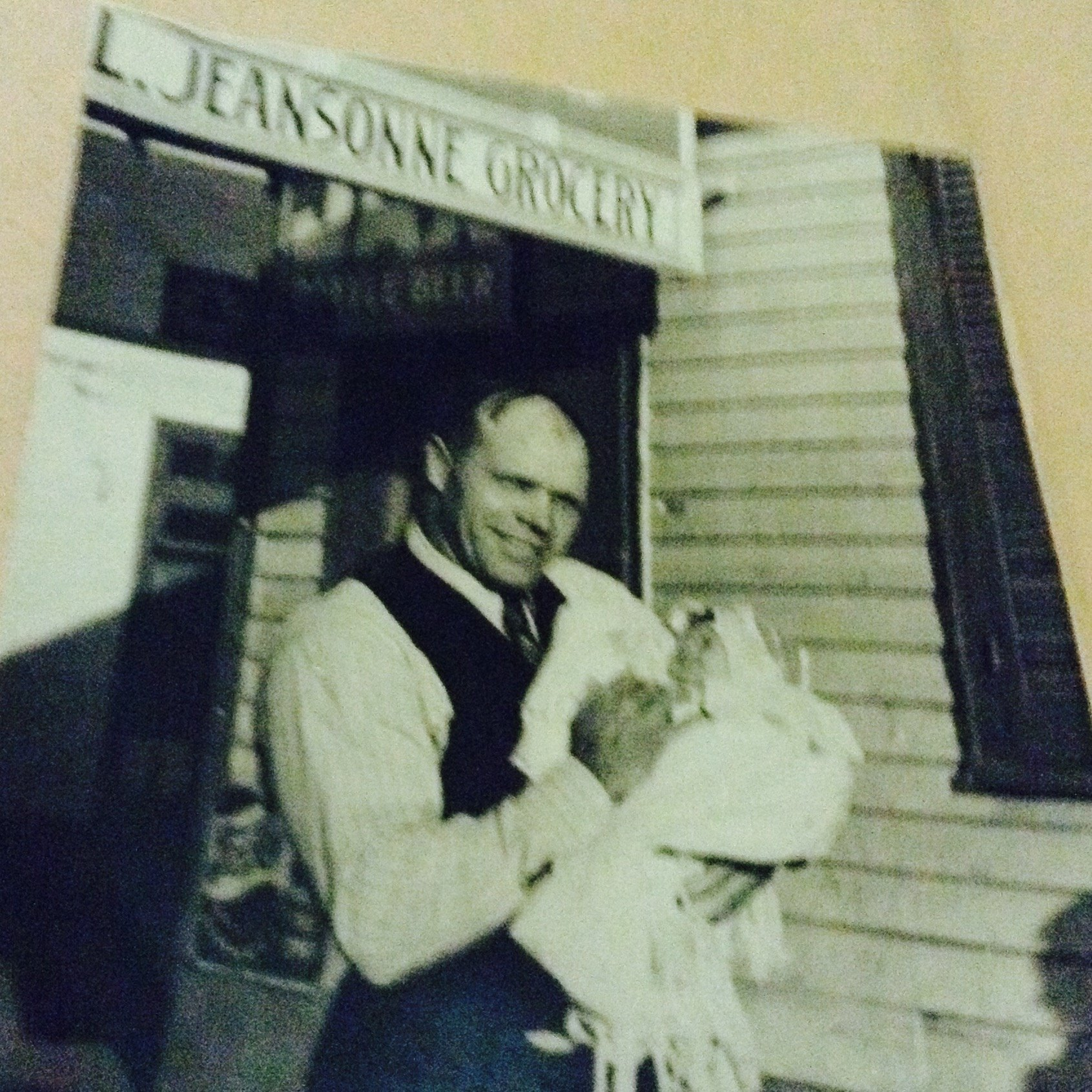 Jeansonne Grocery New Orleans