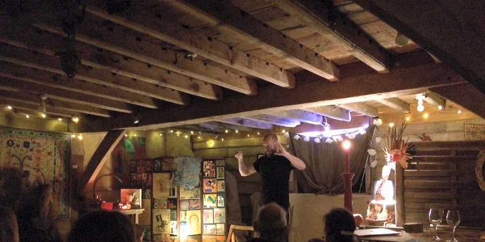 Stories of the Vikings (Evening) SOLD OUT
