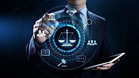 Selecting Justice Digitial Image