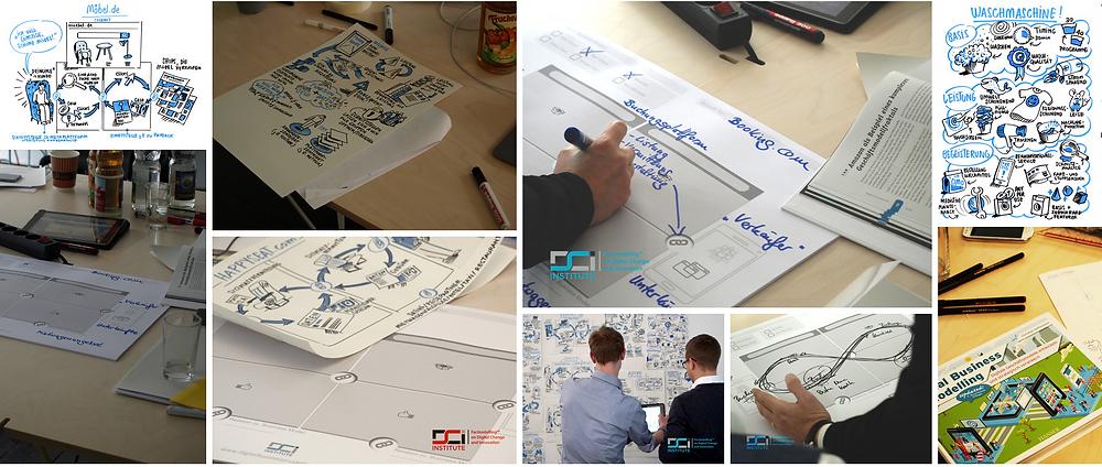 """Workshop """"Digital Business Model Design"""""""