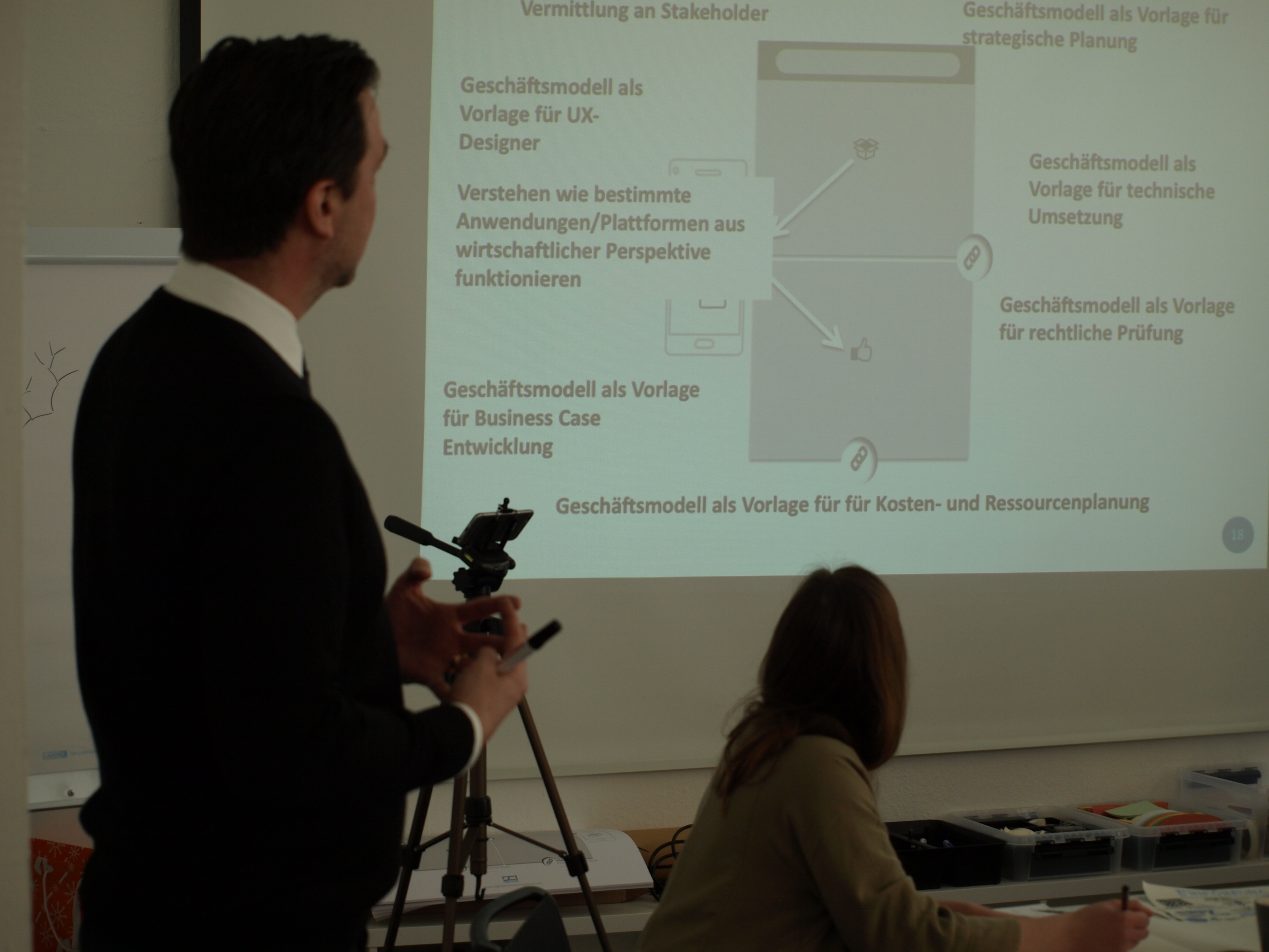 Vortrag über das DVC Framework