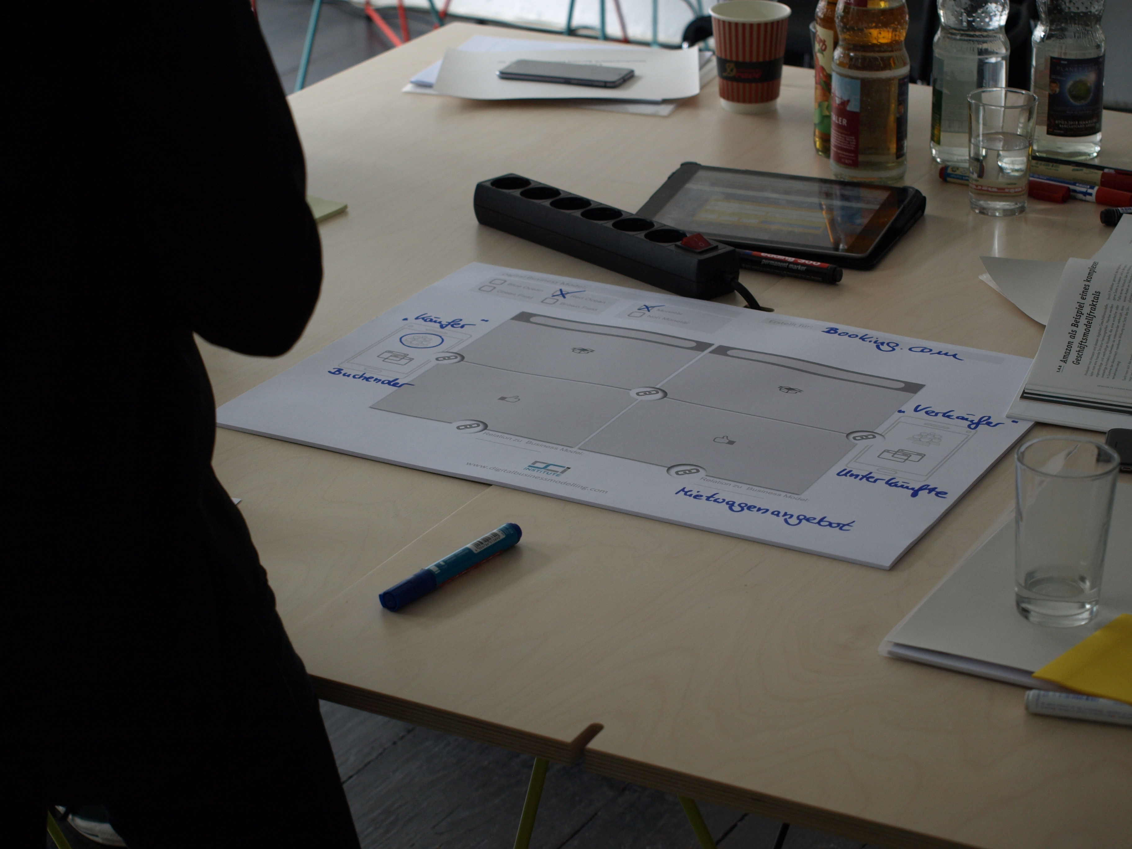 Arbeit mit dem DVC Framework