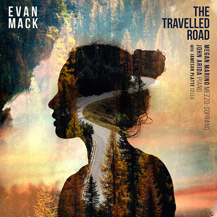 Marino praised by Arts ATL for The Travelled Road album