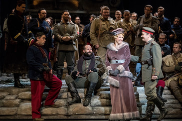 "Opera News hails Wolverton and Parks in Minnesota Opera ""Silent Night"""