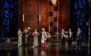 """In Review: Biller and Irvin in Wexford Festival Opera's """"Dinner at Eight"""""""