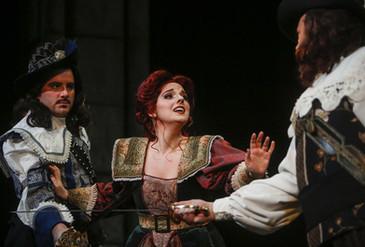 """Opera News applauds Mackenzie Whitney for his """"luminous tone"""" in Utah Opera """"Lucia&qu"""