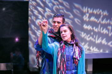 """Rave reviews are in for Maestro ROBERT WOOD and UrbanArias production of """"As One""""!"""