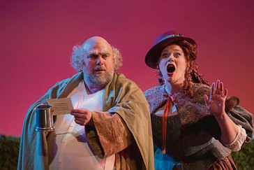 "Opera News hails Miller, Biller, and Nistico for Opera Colorado ""Falstaff"""