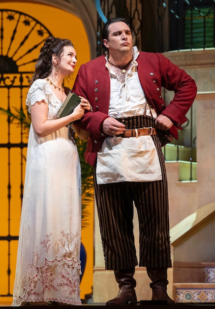 "In Review: Faircloth remounts a ""wickedly funny"" Barber of Seville for Lyric Opera of Chic"