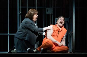 """Mayes, Mechavich, and Slack impress in Atlanta Opera's """"Dead Man Walking"""""""