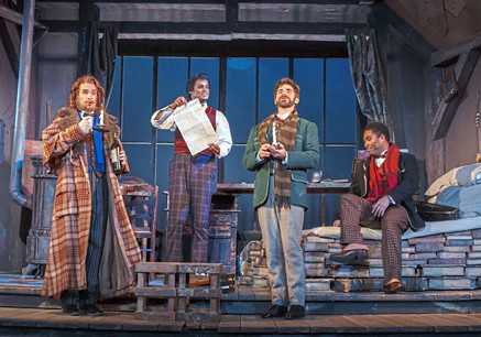 "In Review: Havey directs ""eye-popping"" Bohème at Pittsburgh Opera"