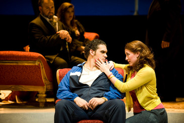 """In Review: Joshua Jeremiah's """"Gianni Schicchi"""" with Opera Company of Middlebury """""""