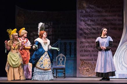"Larkin ""expertly"" realizes Massenet's ""Cendrillon"" at Oberlin Conservatory"