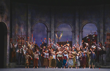 "In Review: Parks and Hoomes in Nashville Opera's ""Carmen"""